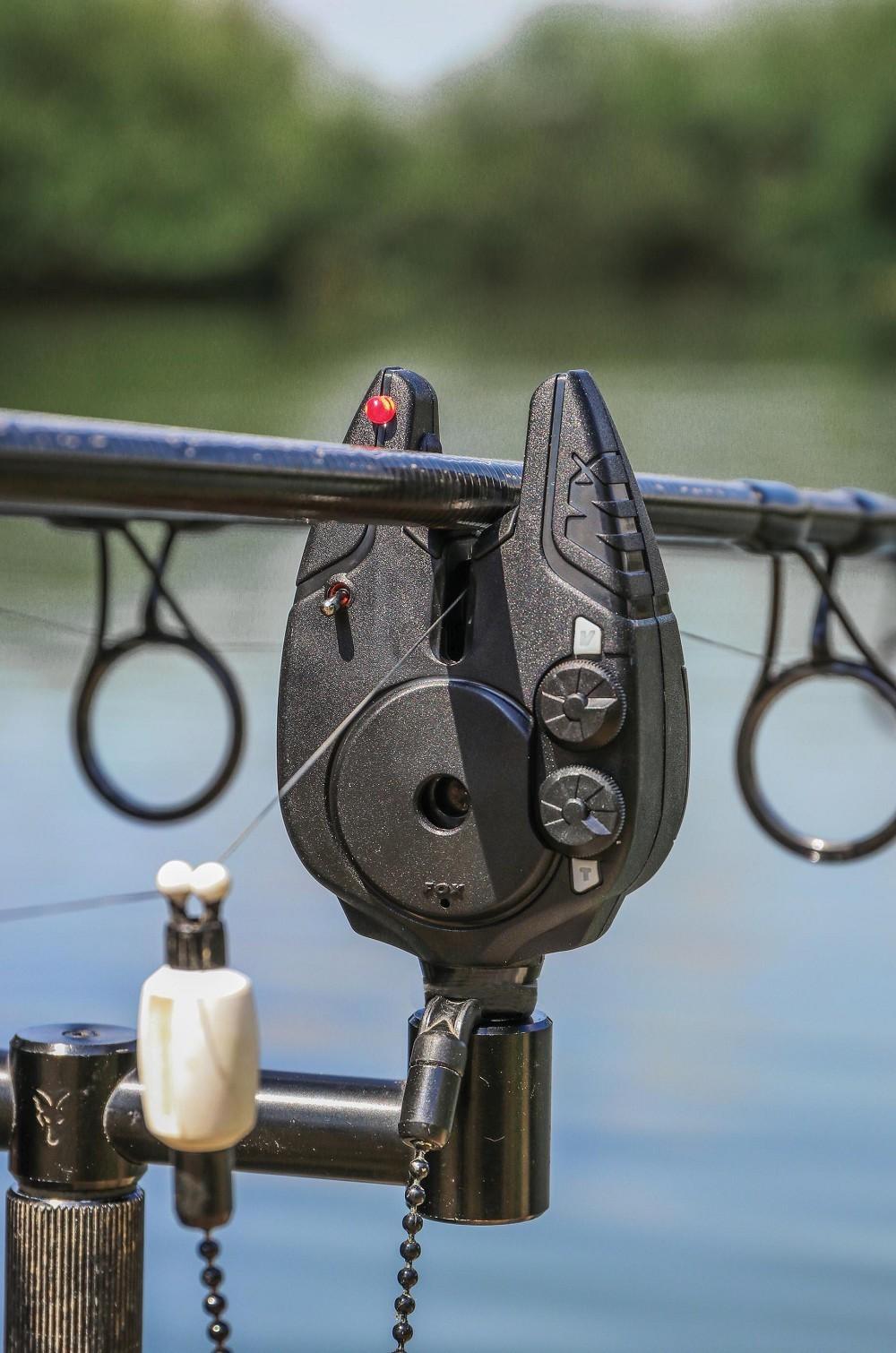 Fox Micron MX reciever work with Micron MX alarms Carp Fishing *New* CEI190