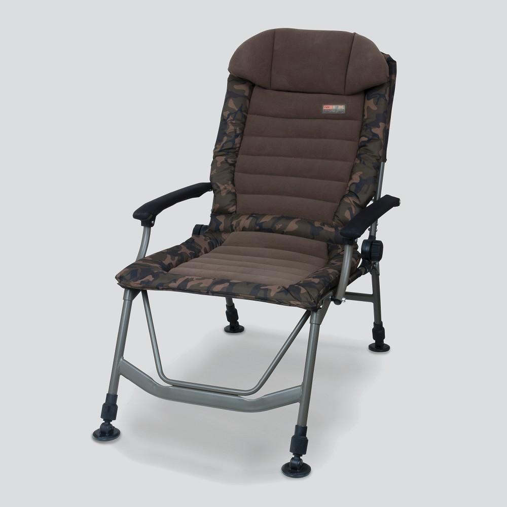 Outstanding Fox Camo Fx Super Deluxe Recliner More Machost Co Dining Chair Design Ideas Machostcouk