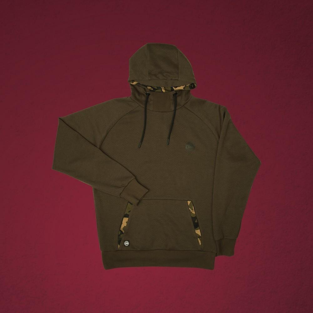 NEW FOR 2018 Fox Chunk Dark Olive Hoody *Various sizes*