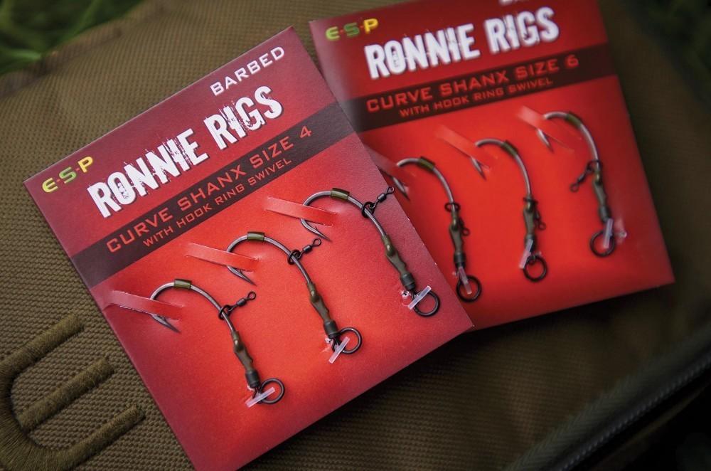 ESP NEW Carp Fishing Quick Change QC Ronnie Swivel