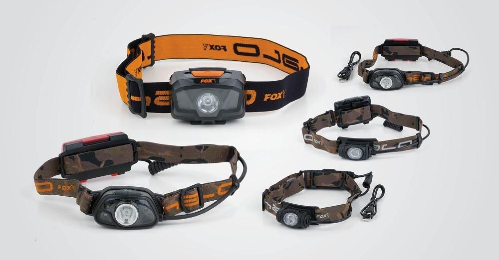 Fox Halo MS250 Headlamp Headtorch Carp fishing tackle