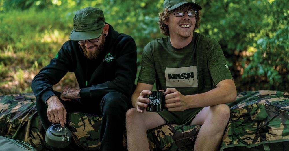 Nash Green Edition Joggers Medium