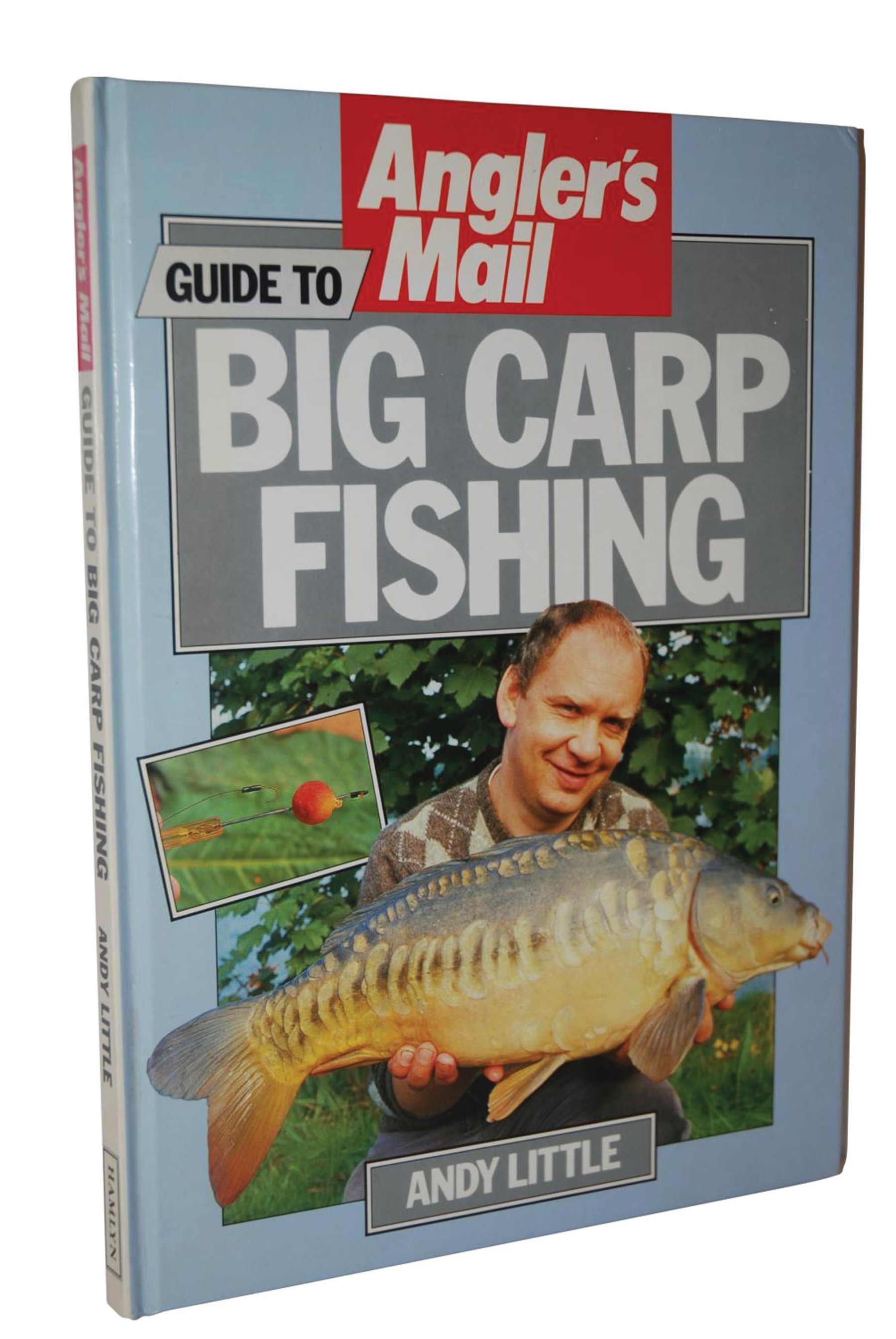 One of his best-sellers: Big Carp Fishing