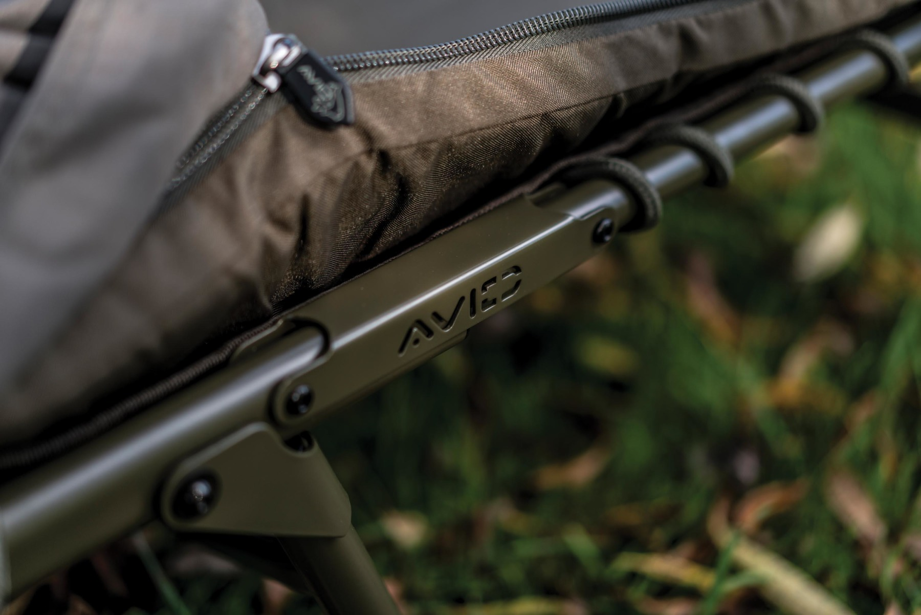 Avid have made the frames out of magnesium alloy for an even greater reduction in pounds and ounces