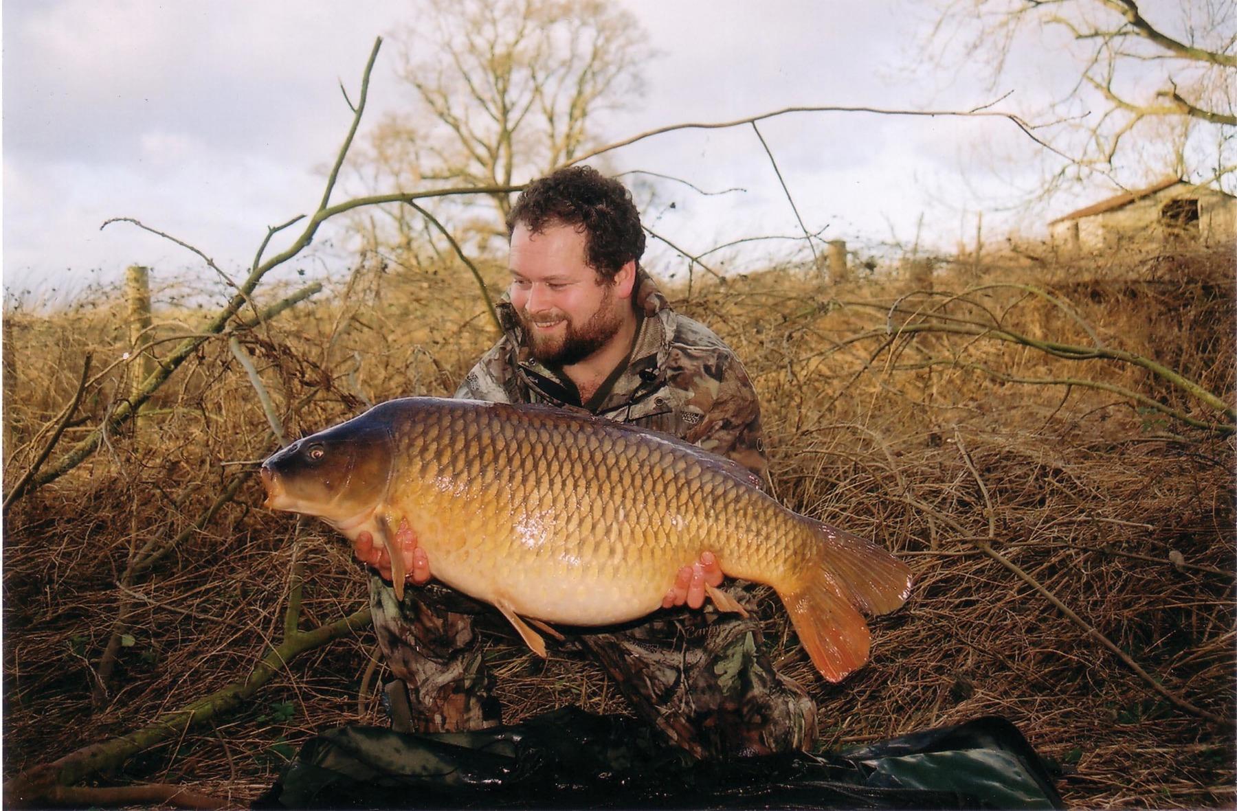 Shaun Harrison is a huge fan of the Mangrove Swamp