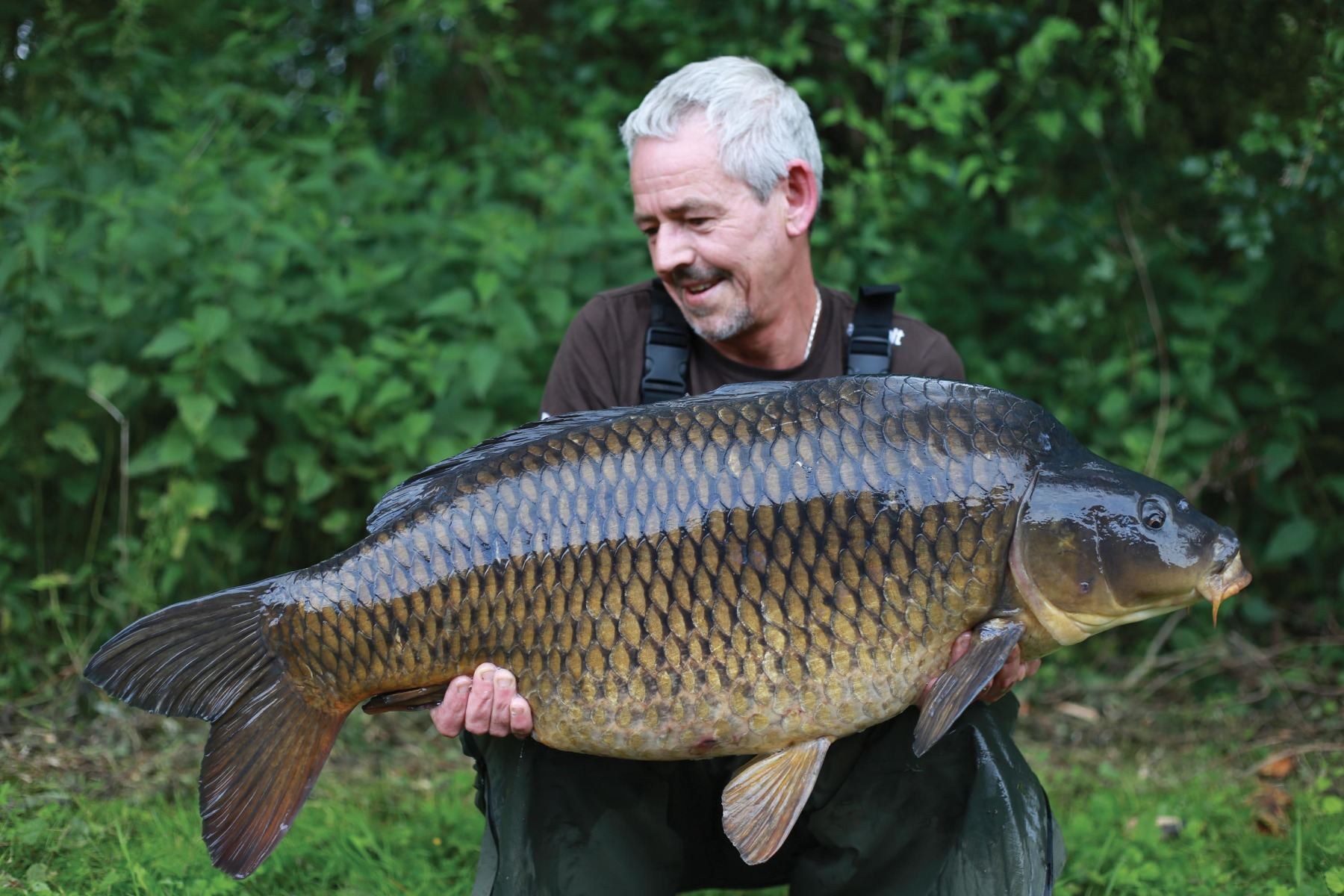Spencer's first trip to Belgium with the Trig-Hammers and they helped account for this 40+ common