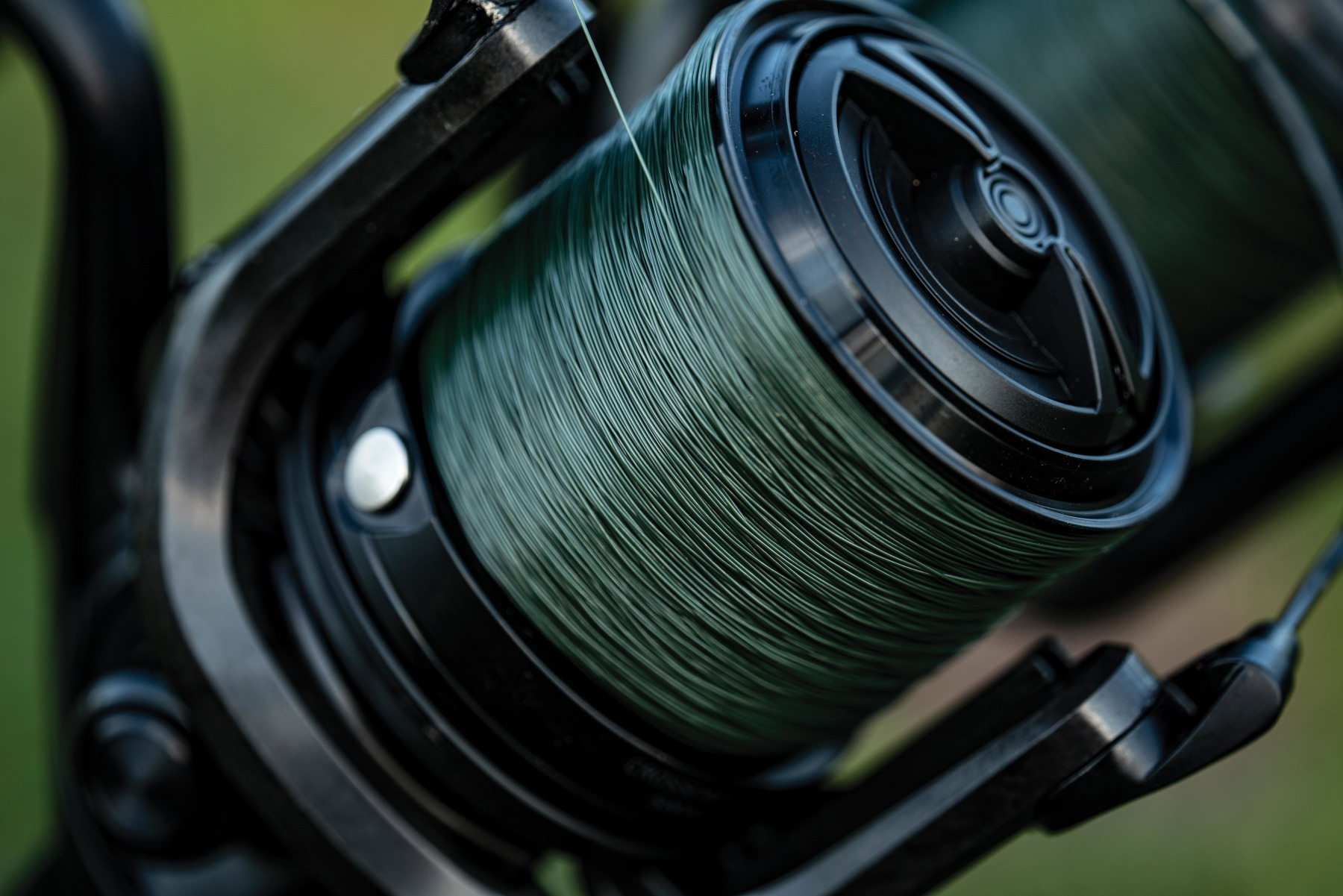 The 45 stands for 45mm spool, which Daiwa claim is the optimum size for long casts