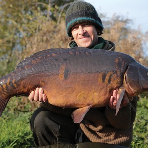 A cracking Spitfire mirror from November 2013