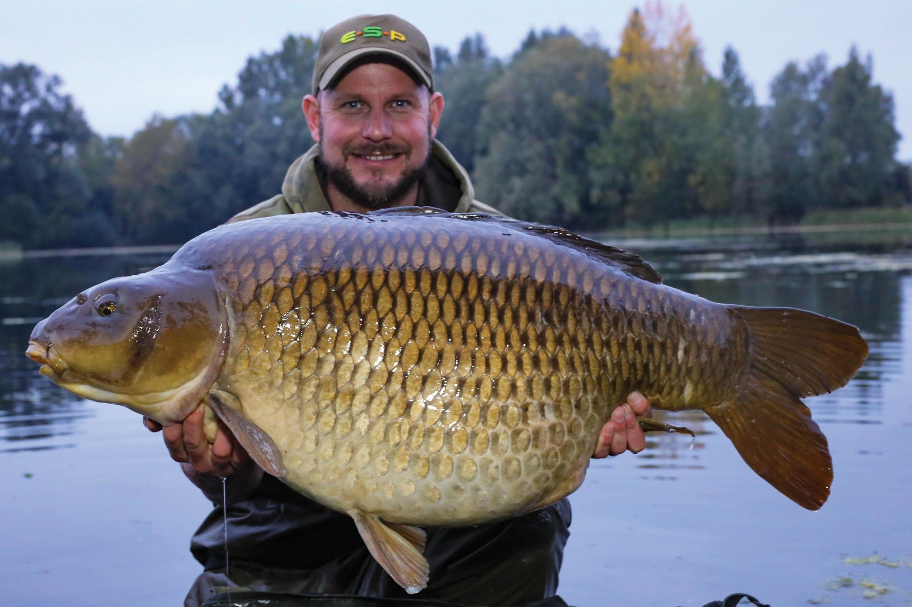 Once I'd cracked the baiting approach at Farriers, the fishing was simply mind-blowing!