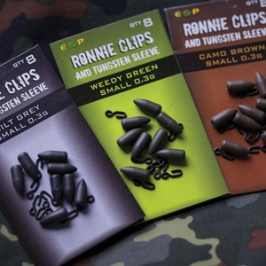 The Ronne Clips are available in two weights: 0.3 and 0.6g