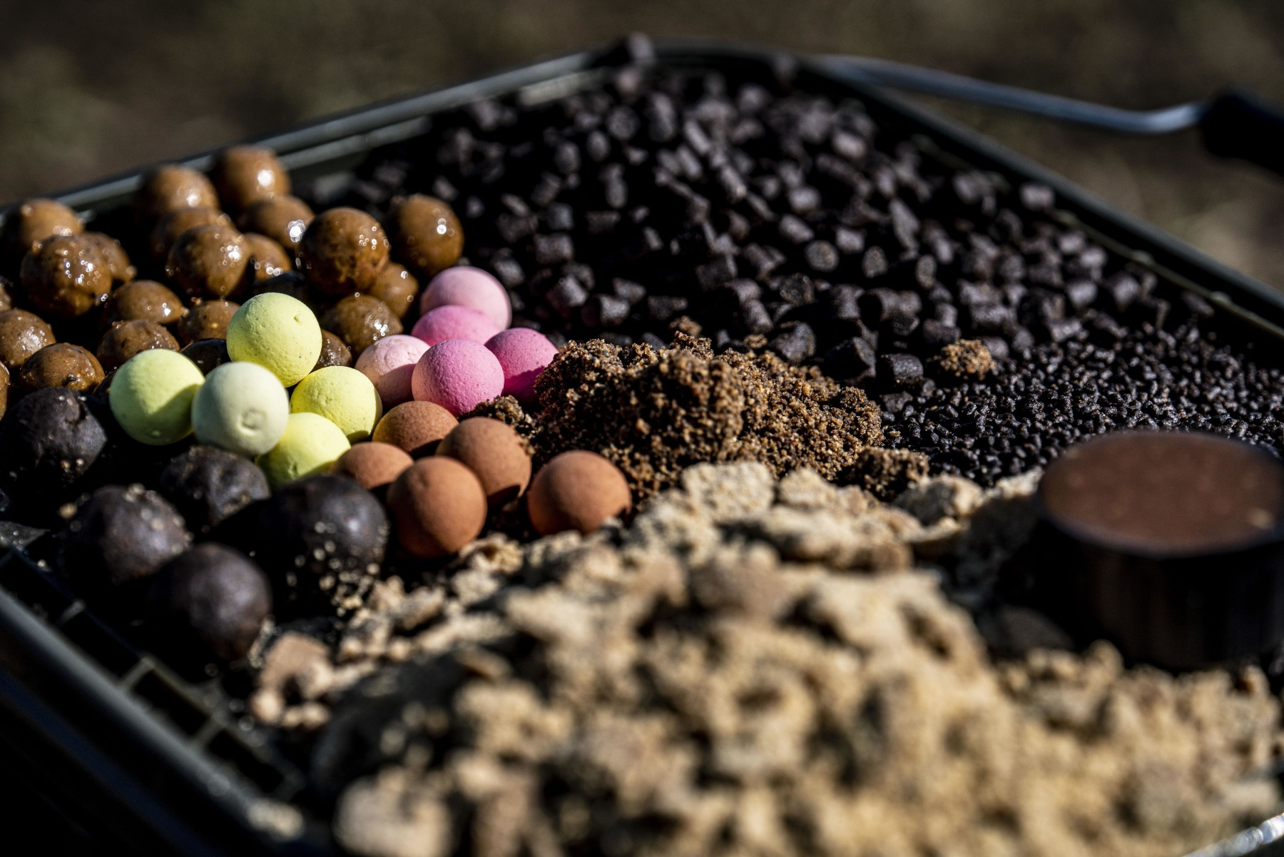 Flake (Stabilised and Frozen),Hookbait KitPellets 2 and 6mm (900g and 5kg) and Cultured Stick Mix