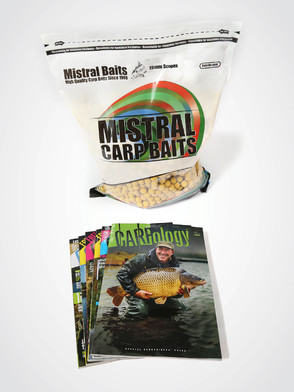 CARPology '5kg Scopex or Coconut Ice' Deal