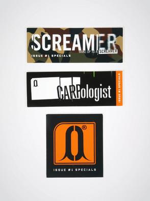 Retro CARPology Small Sticker Pack