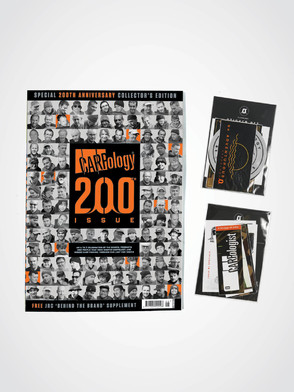 CARPology '200th Issue + FREE Sticker Pack' Deal