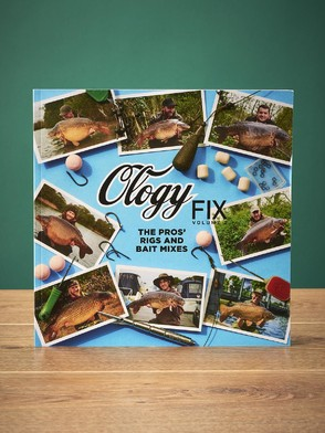 OlogyFix Vol.2: The Pros' Rigs and Bait Mixes