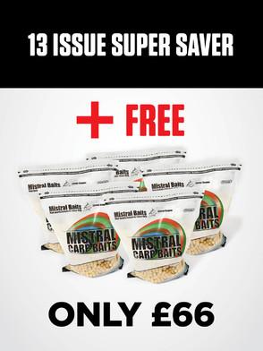 CARPology 'Super Saver + FREE 5kg Scopex' Deal