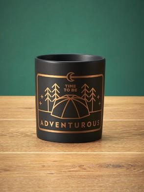 CARPology 'Time To Be Adventurous' Mug