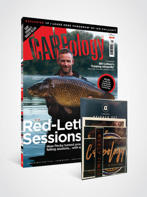 CARPology 'December Issue + Sticker Pack Combo' Deal