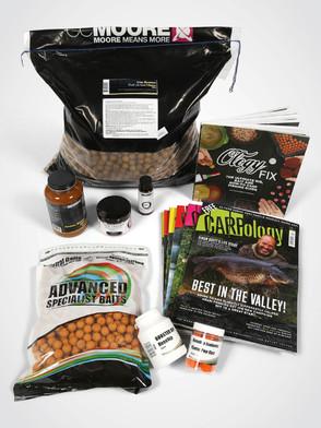 CARPology 'CC Moore's Mega Carp Freak Pack + Bonus Bait Bundle' Deal