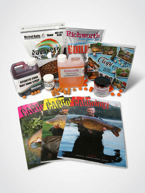 CARPology 'Two Bait Packs, Mags + Book Combo!...' Deal