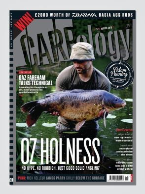 CARPology August 2015 (Issue 137)