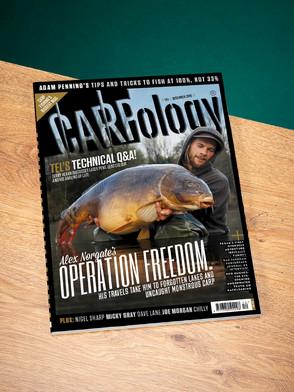 CARPology December 2015 (Issue 141)