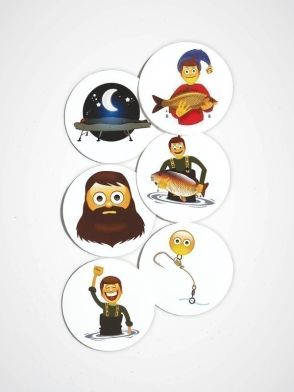 CARPology Emoji Sticker Pack