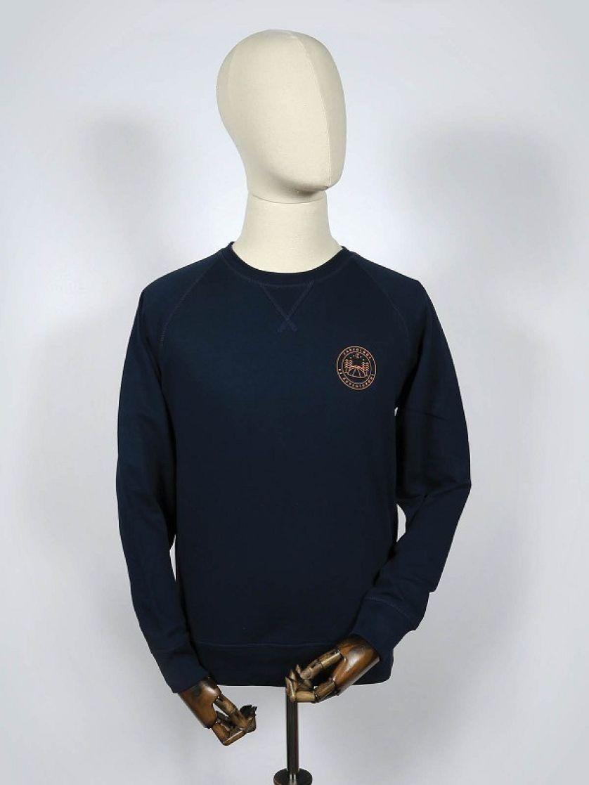 Be Adventurous Navy Sweatshirt