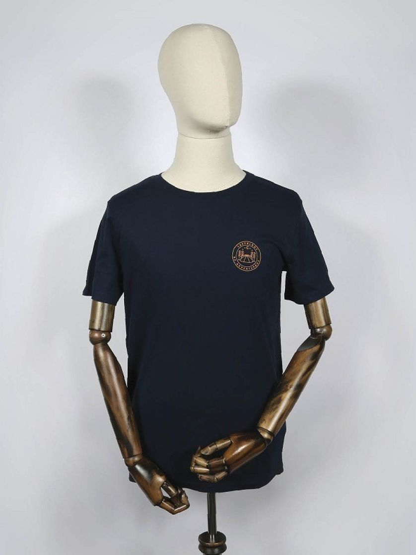 Be Adventurous Navy T-Shirt