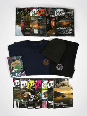 CARPology 13 Issue Subscription (Worldwide)