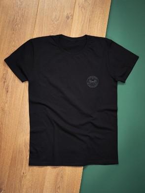 Be Adventurous Black T-Shirt