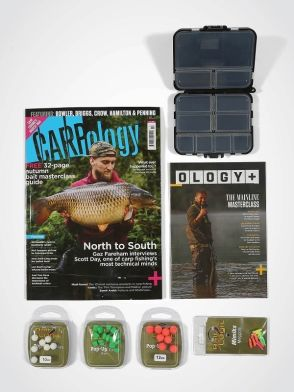 CARPology 'Fake Baits Current Issue Bundle'
