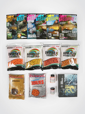 CARPology 'The Best Instant Action Big 5kg Bait' Deal