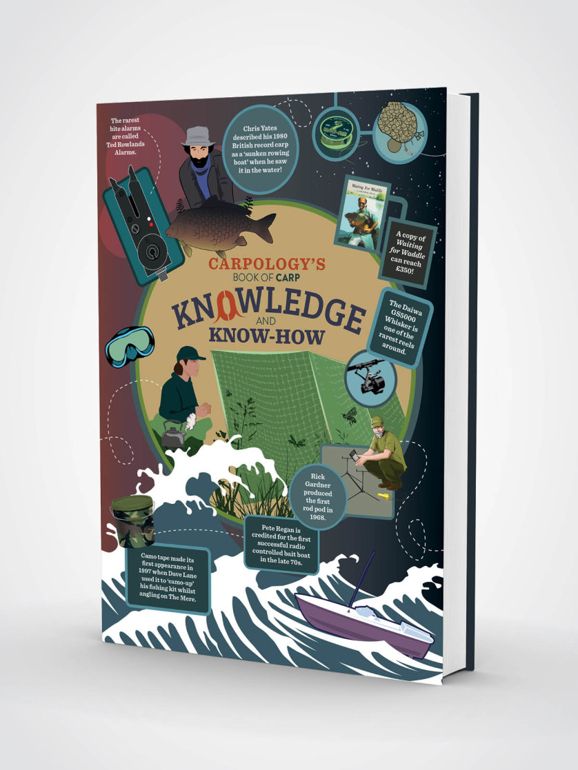 CARPology's - Book of Carp Knowledge and Know-How