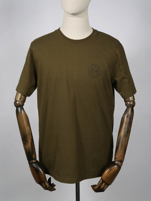 Be Adventurous Khaki T-Shirt