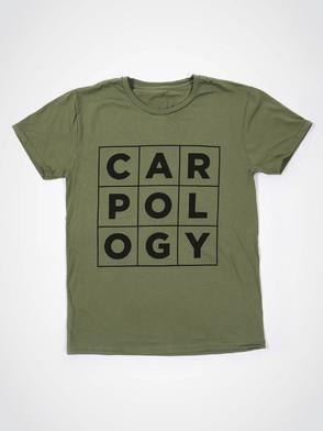 CARPology Block T-Shirt