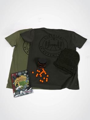 CARPology 'Two T-Shirts, Hat, Book and Pop-Up' Deal