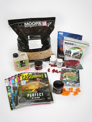 CARPology 'CC Moore 10kg Live System + Dairy Supreme + Cream Bait Booster' Deal