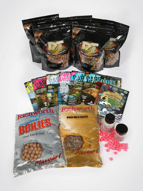 CARPology 'DT Baits N-Blend 5kg + More' Deal