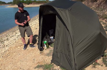 Solar SP Pro Brolly System Review