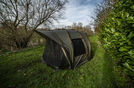 JRC Extreme TX2 XXL Dome Review