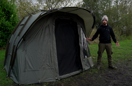 JRC Extreme TX2 2-Man Dome Review