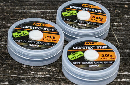 How to get the best from Fox's Camotex Stiff