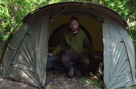 JRC Stealth Compact 2G Bivvy Review