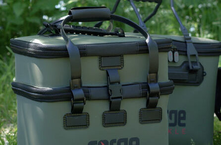 Forge Tackle Hydra Luggage Review